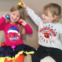 33cf9552704b1 Natale e xmas sweater in chiave pop per The Sparkling Mommy con Kenzo Kids