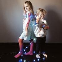 6e05b550b3a32 Mamma Glamour pronta al Natale con la Capsule Party N2 di Kenzo Kids