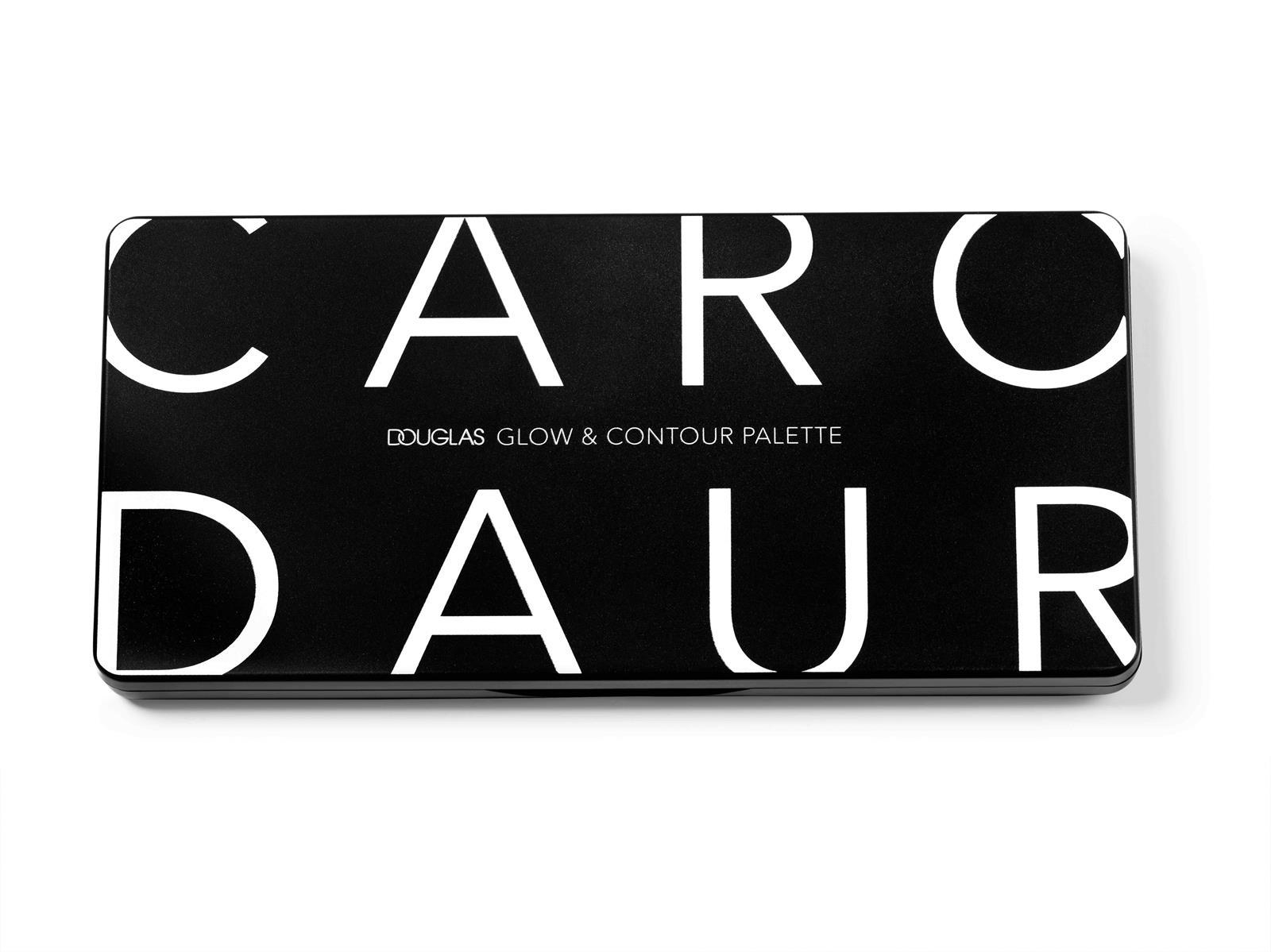 caro daur palette make-up douglas glow contour