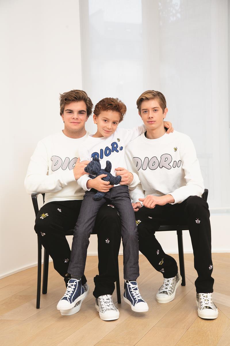 dior kidswear collection abbigliamento bambino