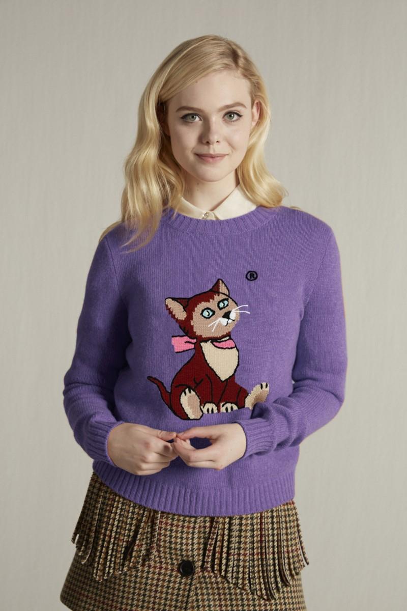 maglione miu miu gatti famosi