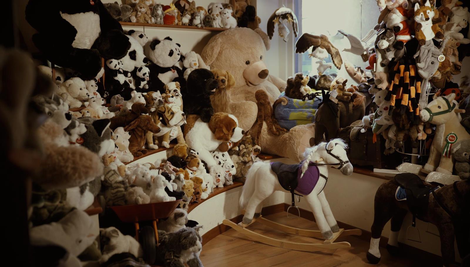 nano bleu negozio giocattoli storico milano