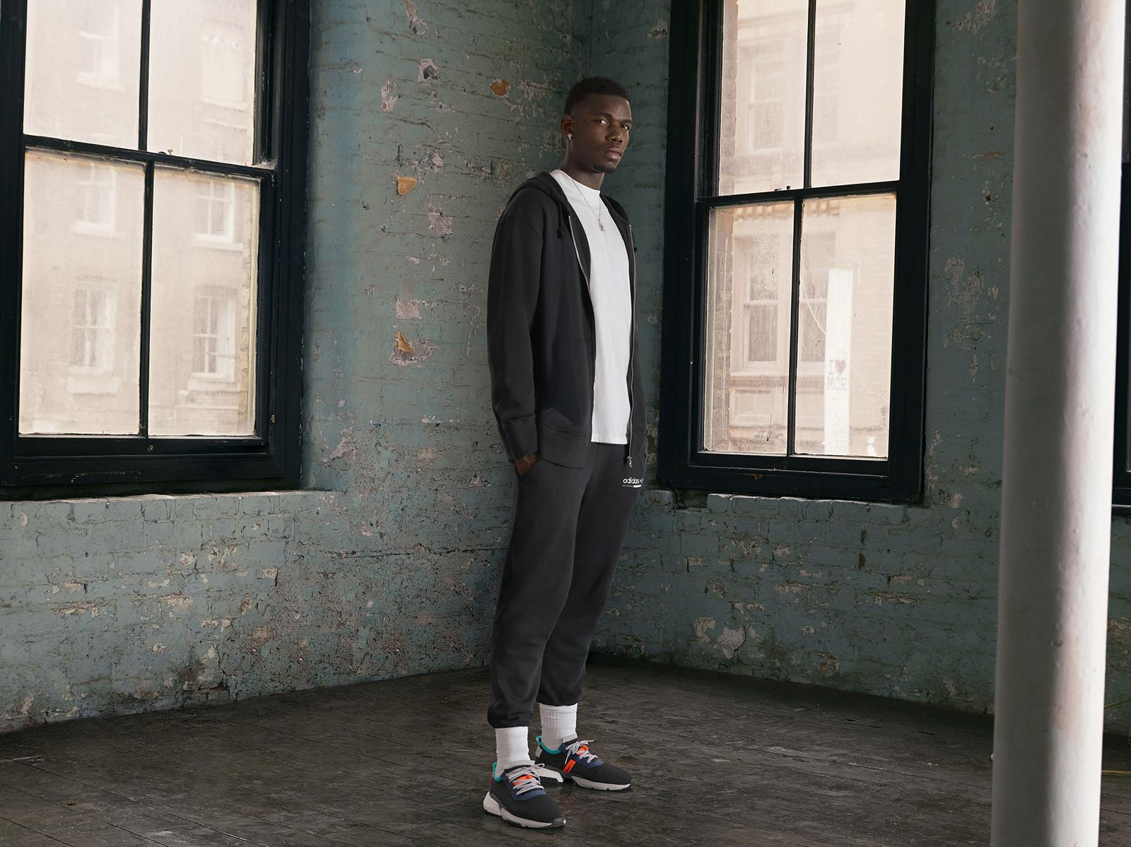 paul pogba nuove sneakers adidas originals