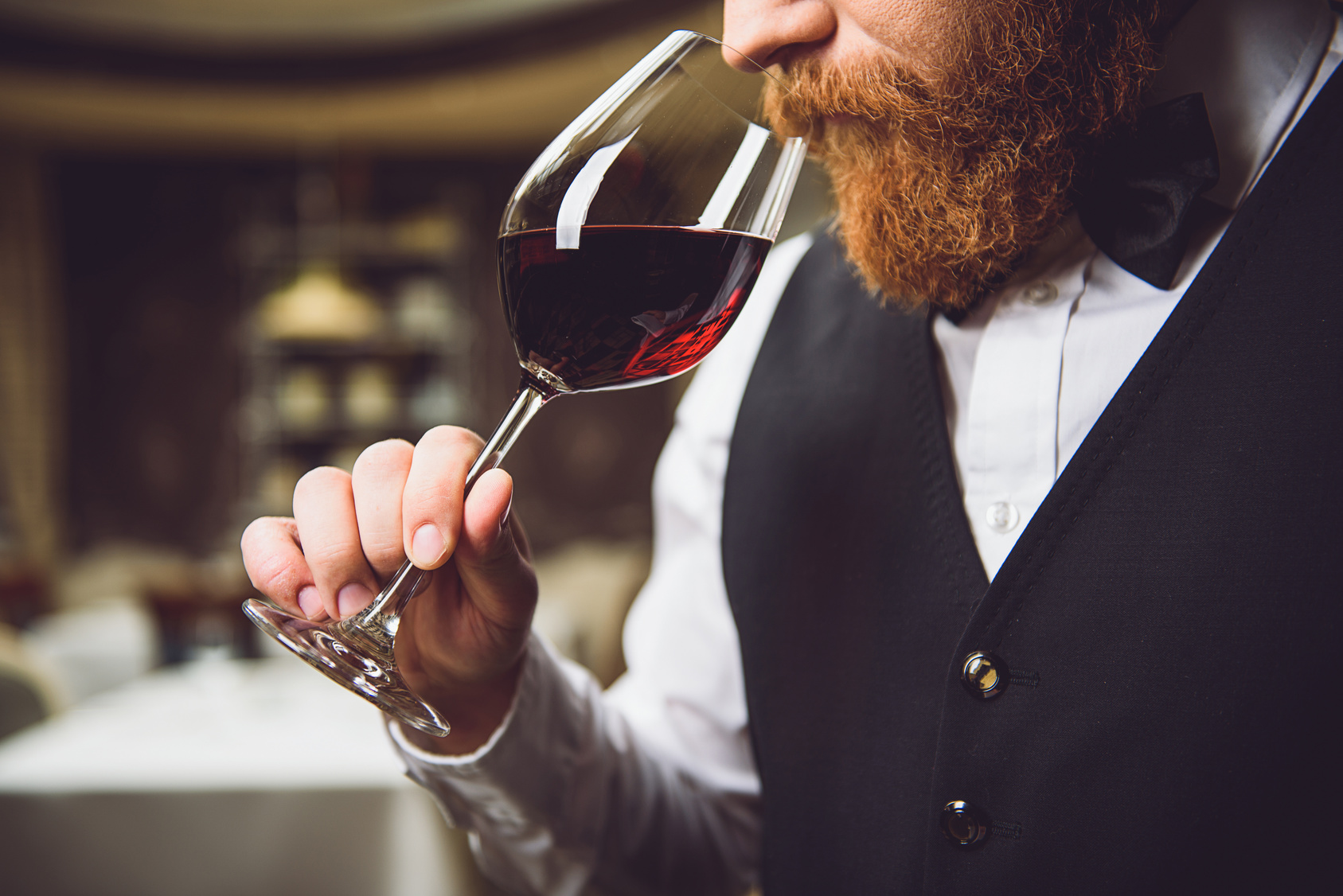 personal sommelier