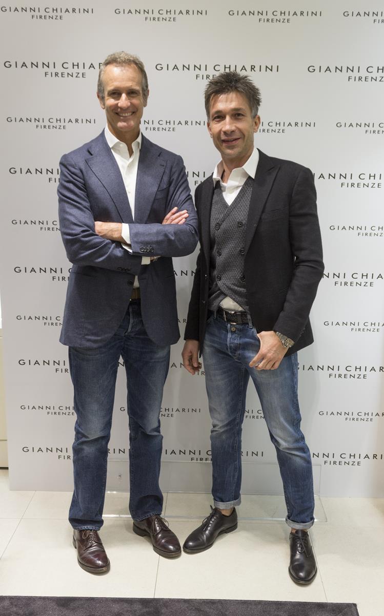 Alessandro Benetton, Andera Vecchiato
