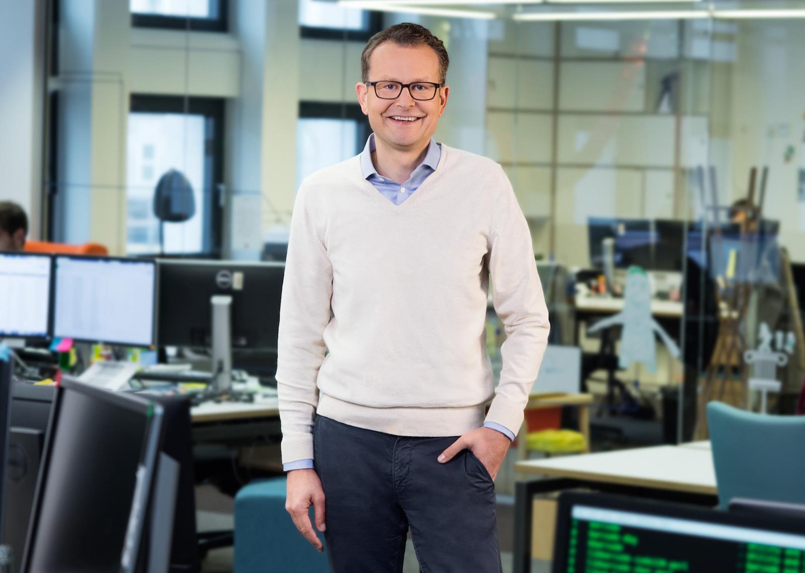 Kai-Uwe Mokros, Managing Director di Zalando Payments GmbH