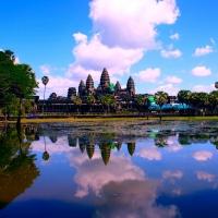 angkor cambogia foto