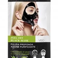 black mask bubble