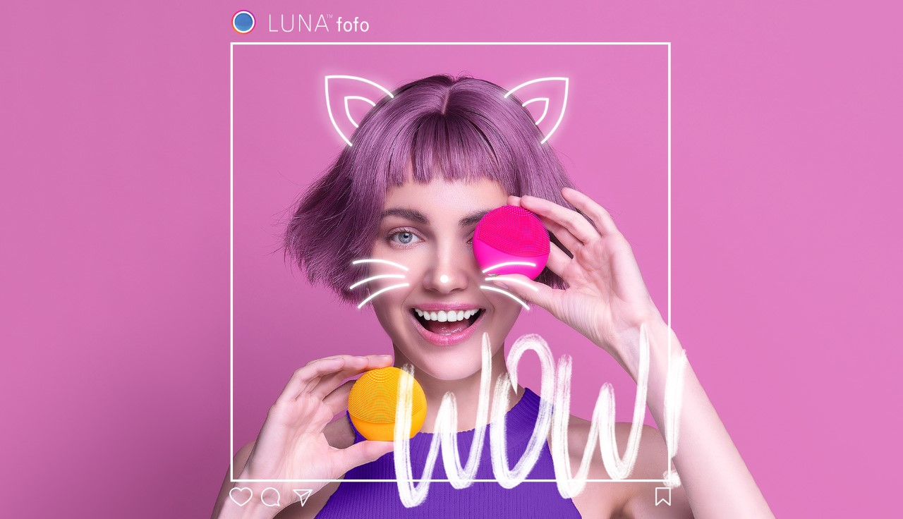 foreo luna fofo intelligenza artificiale