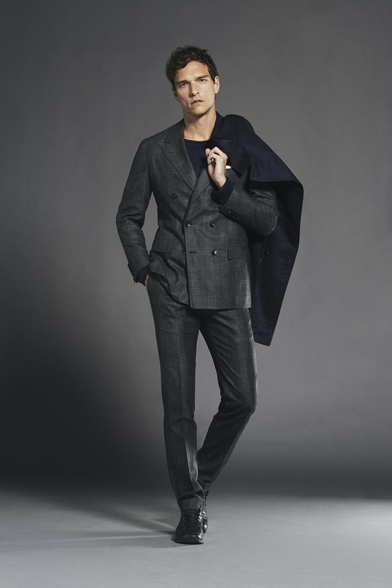 Kiton collezione Uomo Autunno Inverno 2019 2020 - Fashion ...