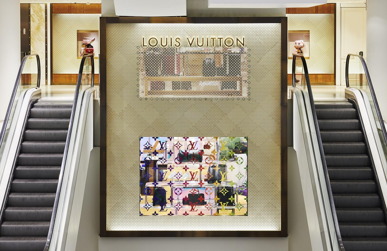 9adb79e768de Louis Vuitton  nuovo pop-up store dedicato all uomo di Virgil Abloh ...