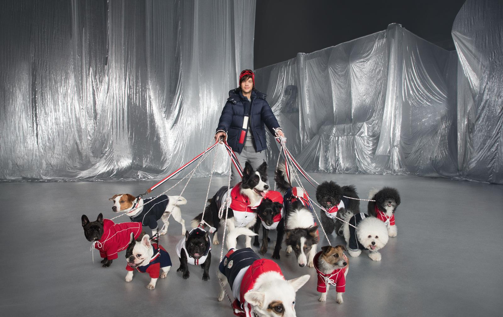 moncler abbigliamento cane inverno