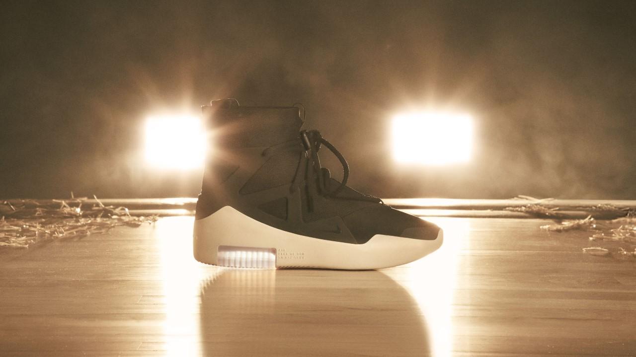 nike air fear of god sneakers