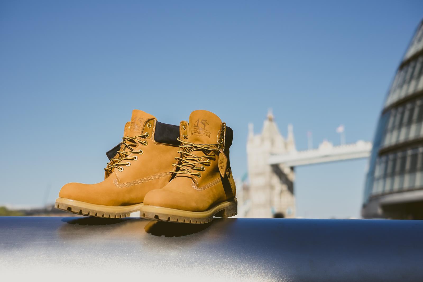 271415f53b95 Timberland celebra il famoso Yellow Boot