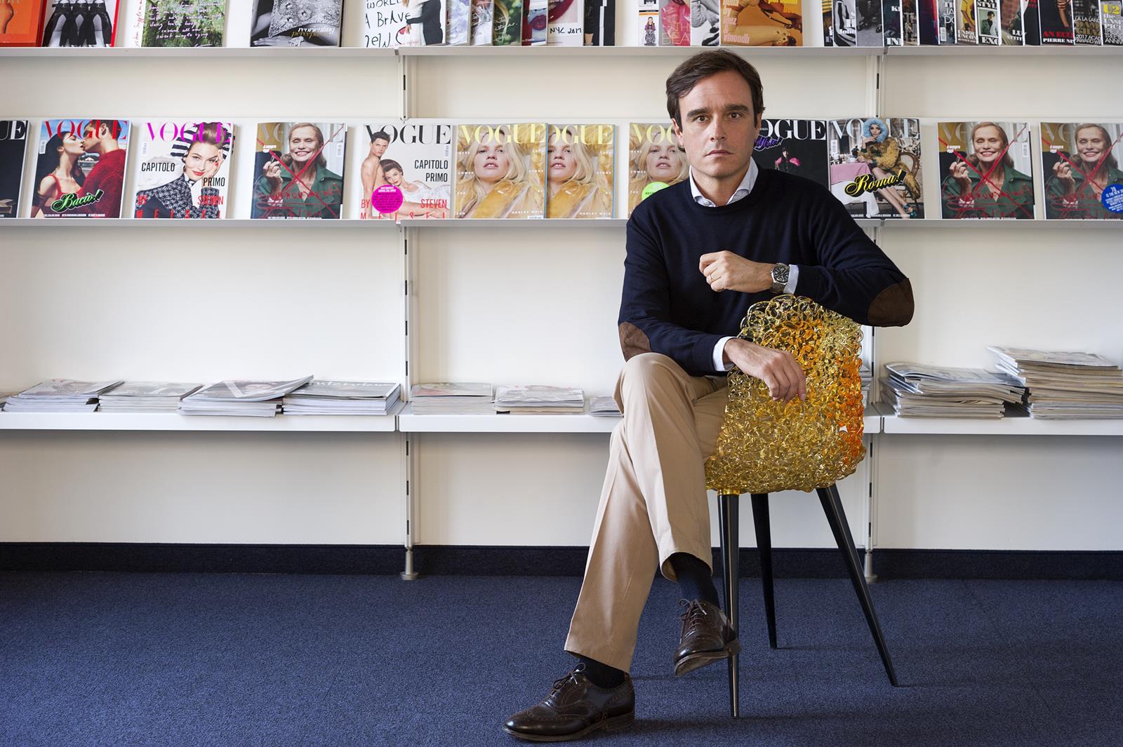 "Emanuele Farneti (Direttore Vogue Italia): la moda green ""influirà ..."
