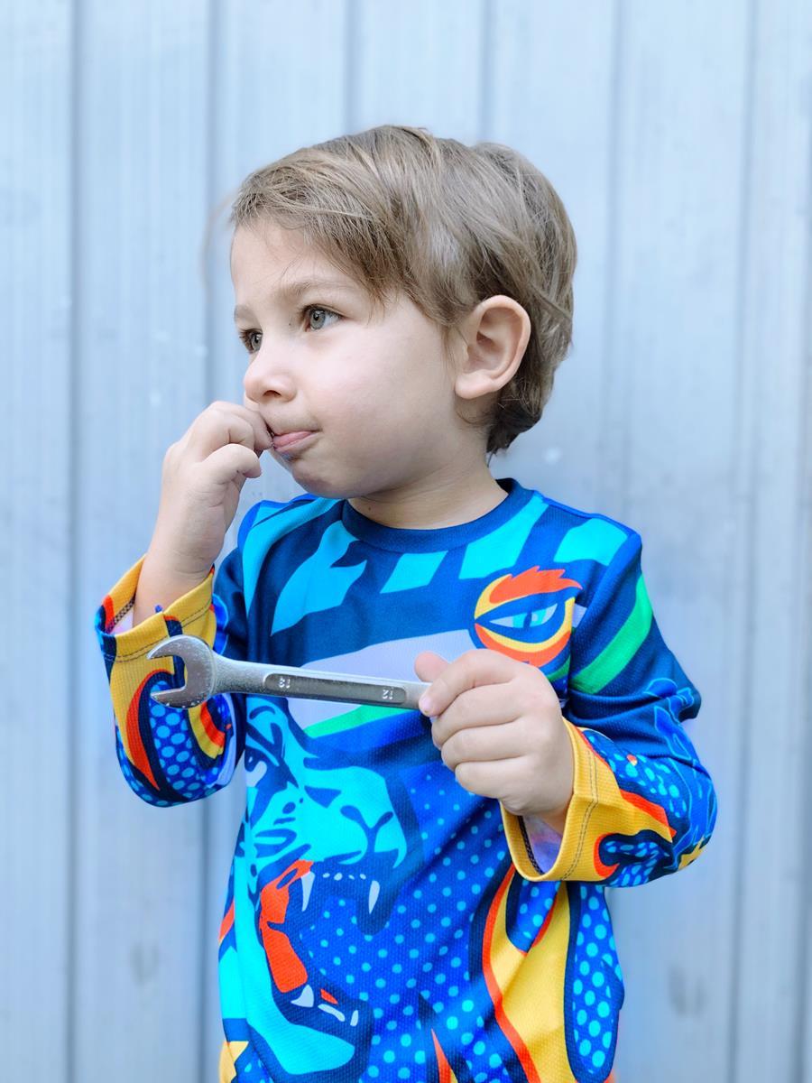 maglia bimbo kenzo kids