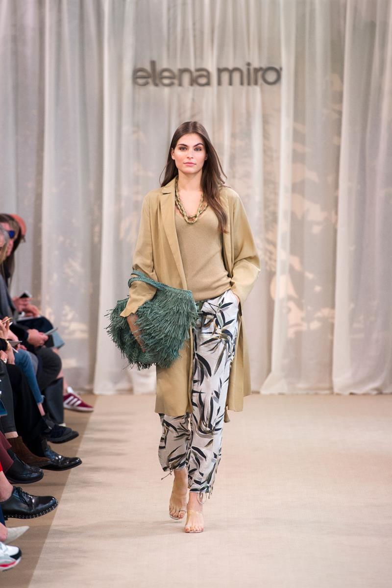 new concept b9786 db8ba Elena Mirò collezione Primavera-Estate 2019 | Fashion Times