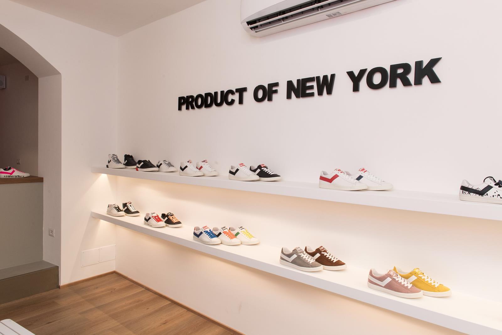negozio pony sneakers milano