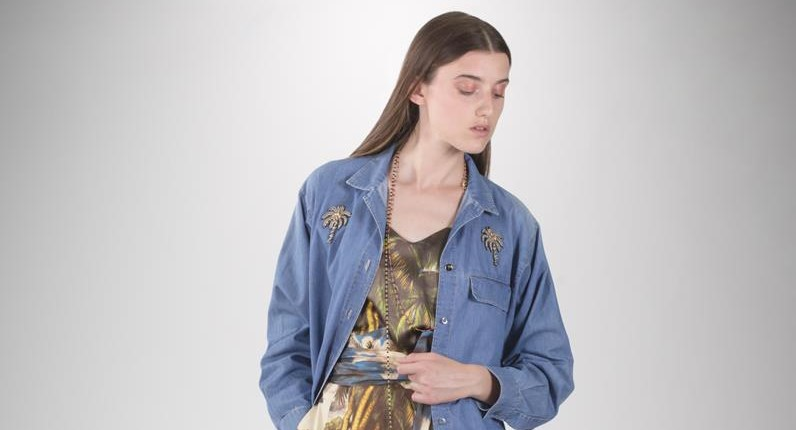 shirtaporter denim collection donna