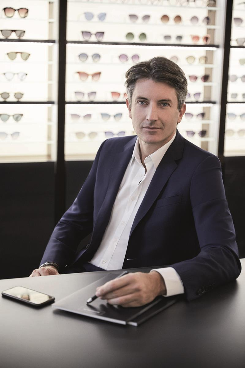 Massimo Renon, CEO di Marcolin Group