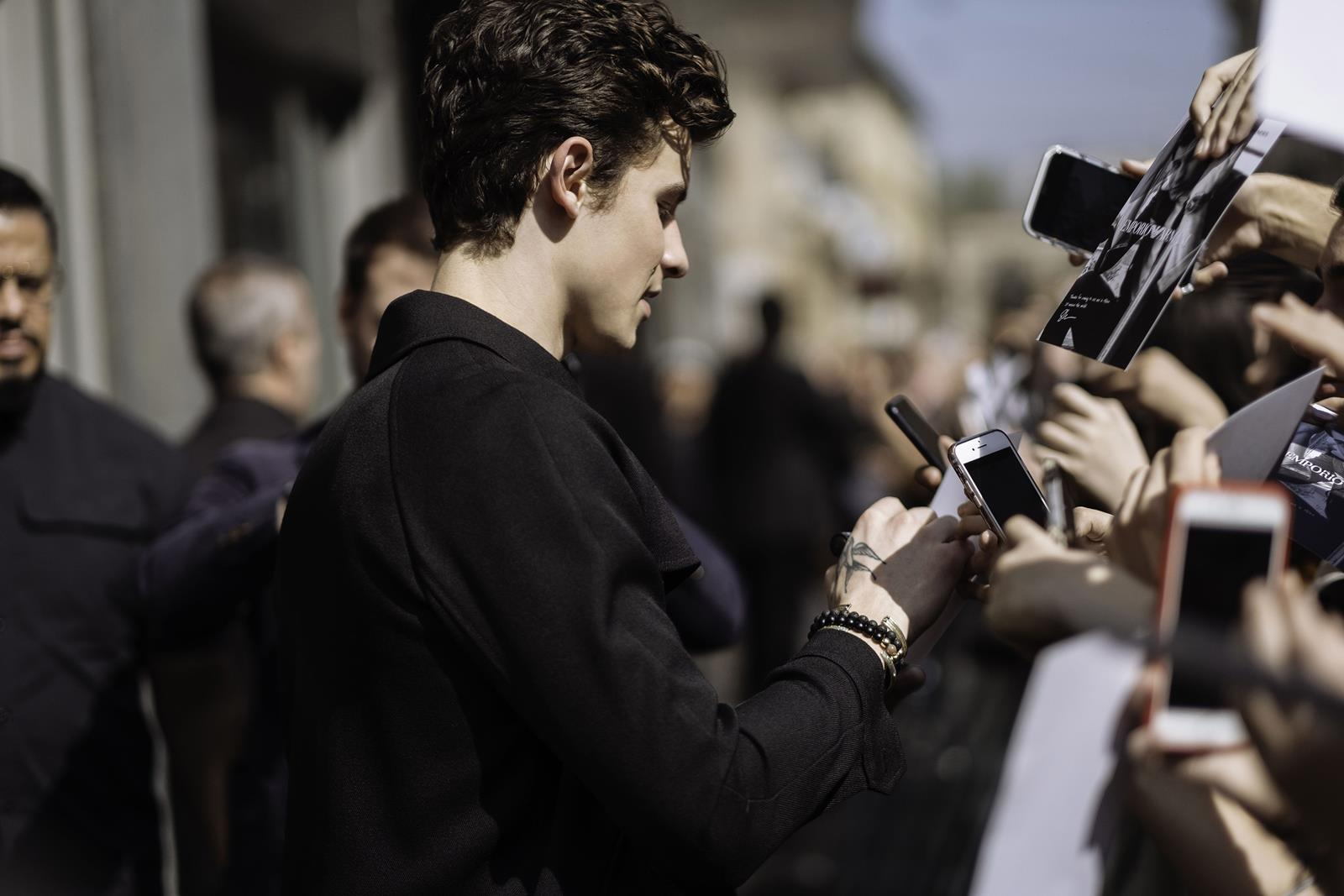 Shawn Mendes (ph: credit Lucas Possiede)