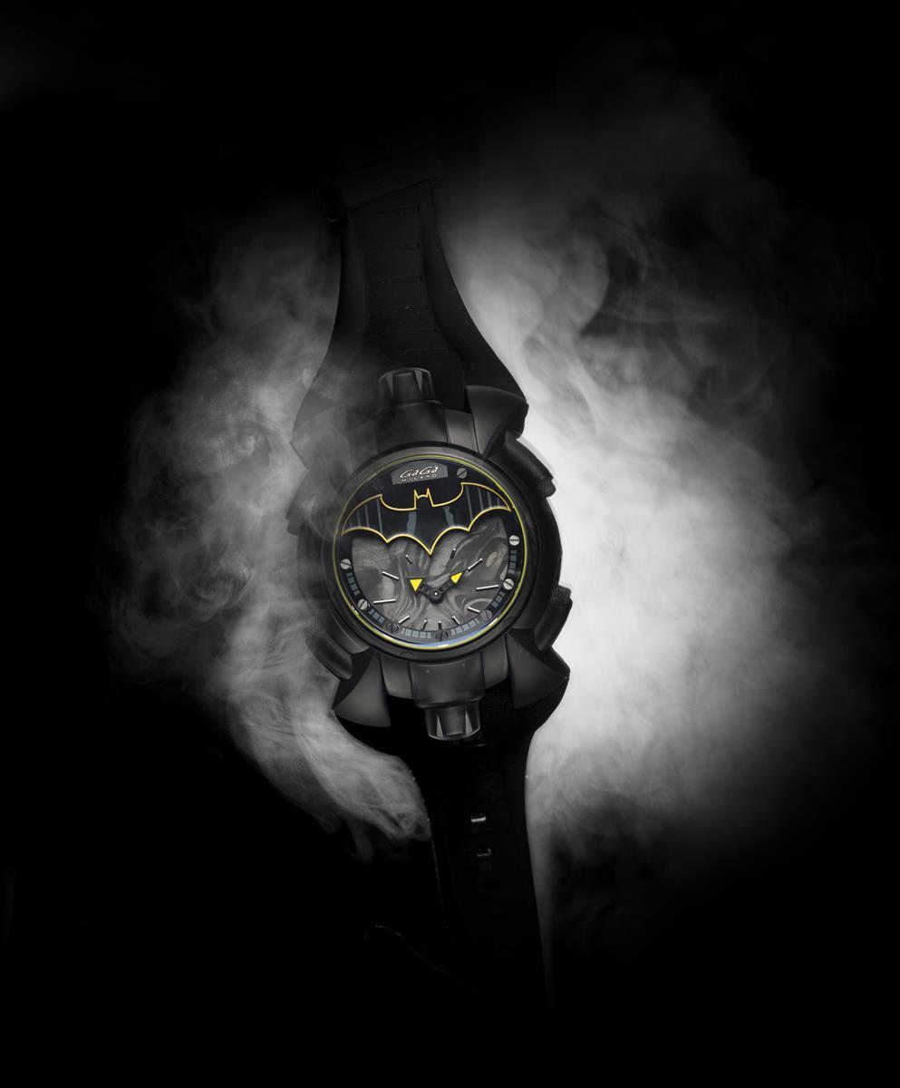 batman 80 anniversary orologio