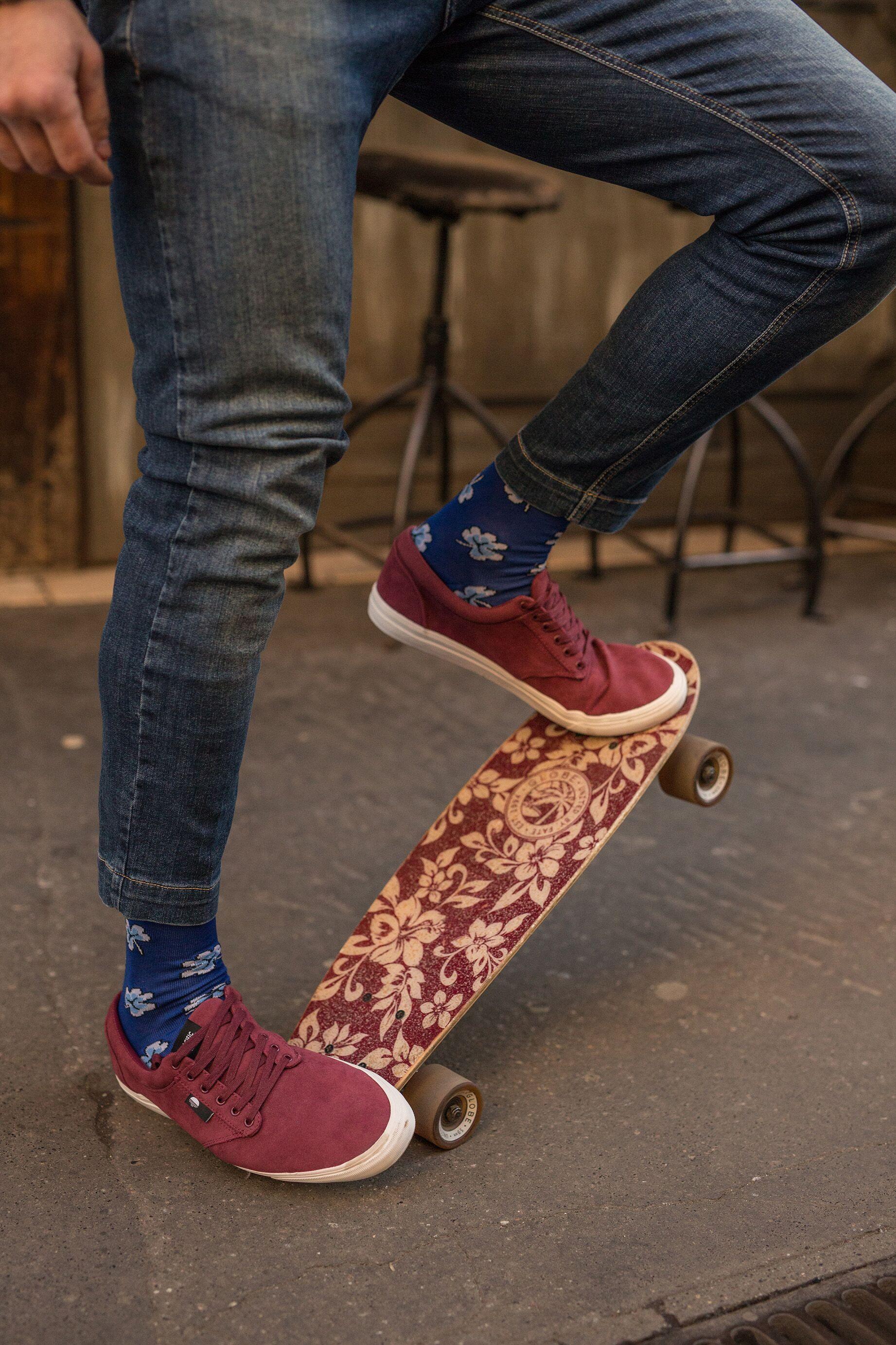 calzini uomo particolari