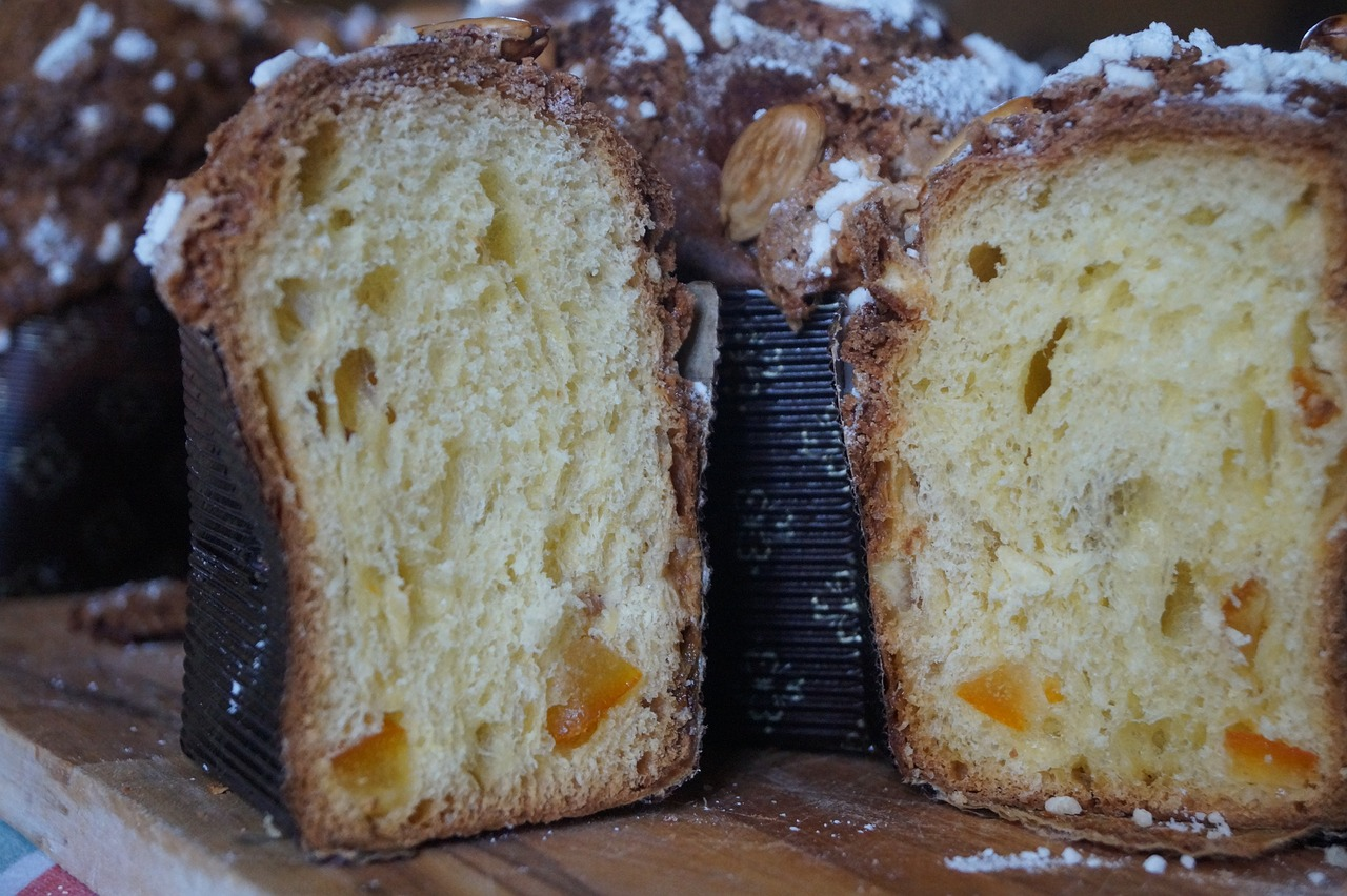 colombe ricette