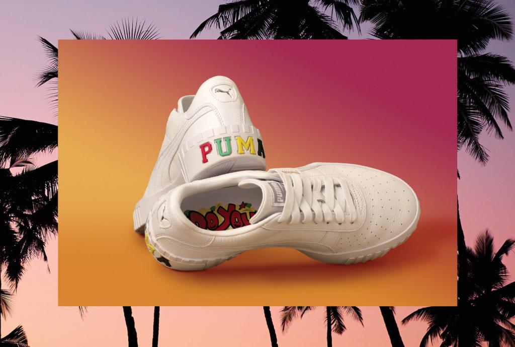 Elodie Di Patrizi per Puma: capsule collection in esclusiva