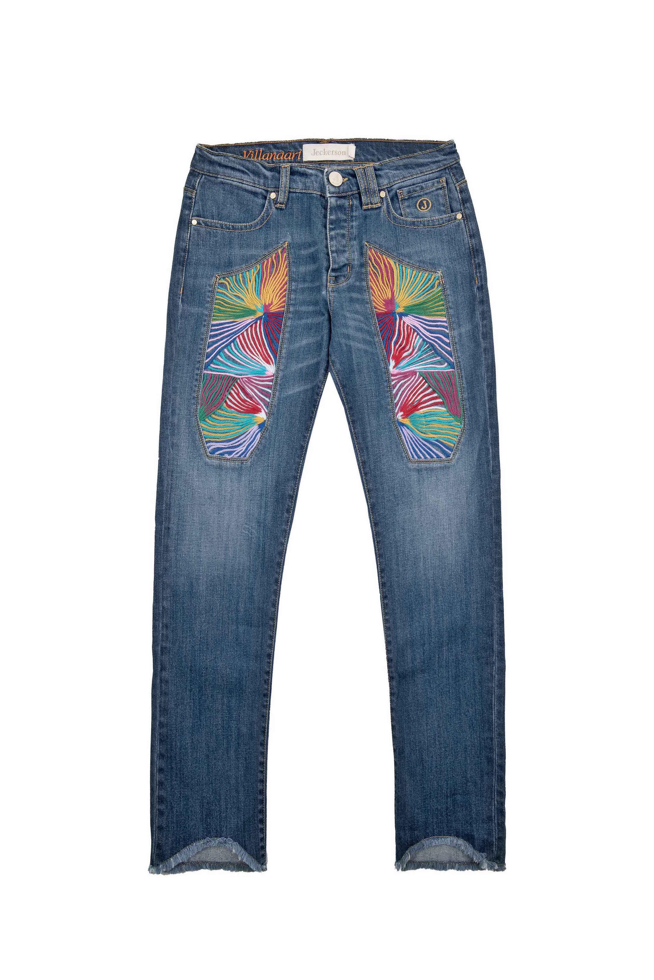 jeckerson pantalone donna