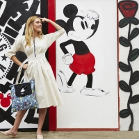 kipling x mickey mouse accessories collection
