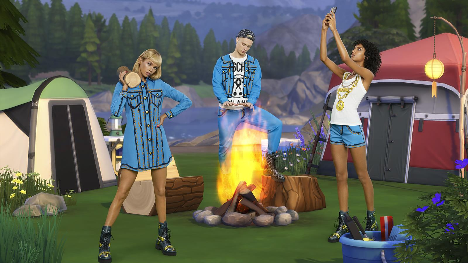 moschino the sims