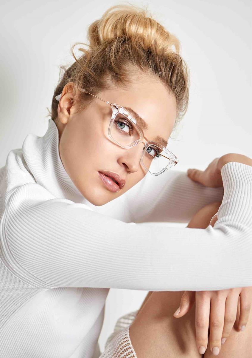 occhiali da vista per ragazze