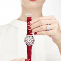 omega orologio rosso