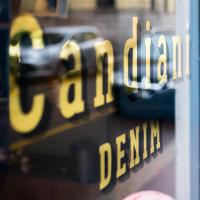 Candiani Denim negozio Milano