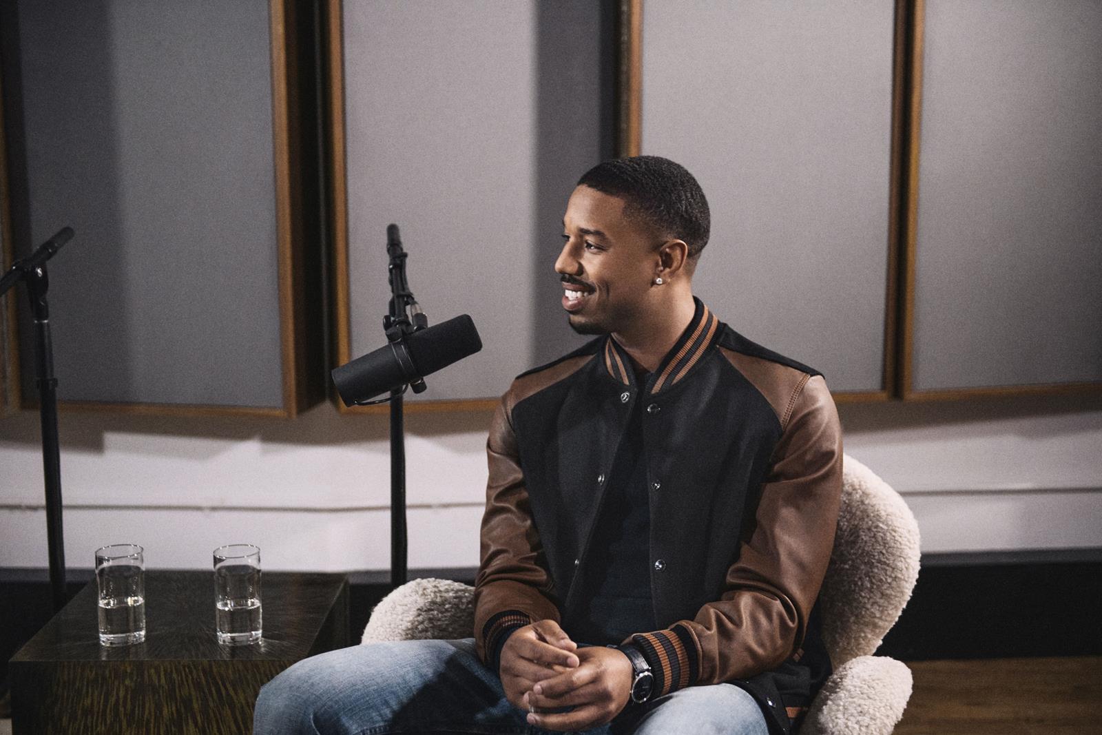 Coach - Dream It Real Podcast - Michael B. Jordan