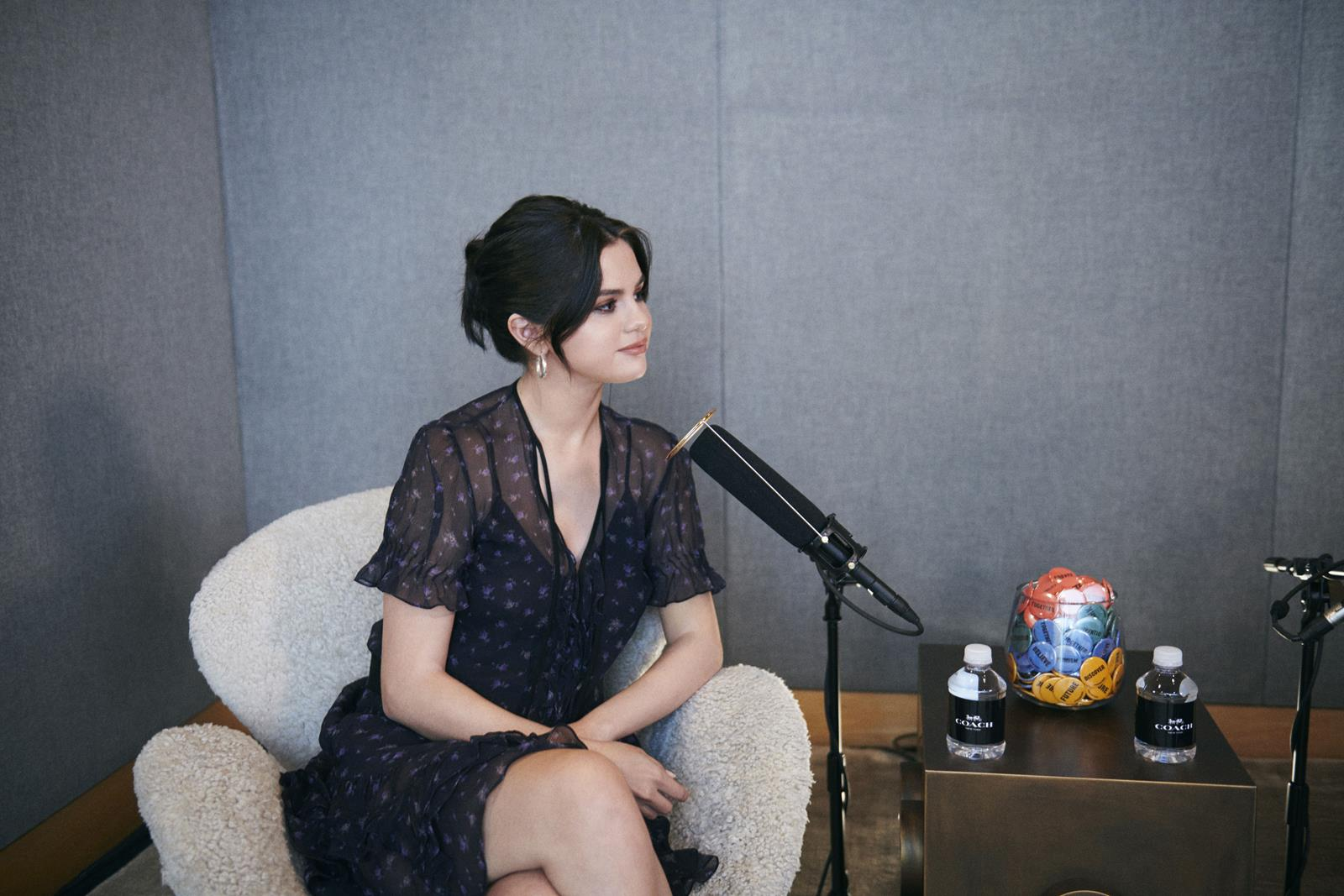 Coach - Dream It Real Podcast - Selena Gomez