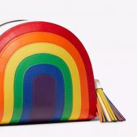 michael kors rainbow bag