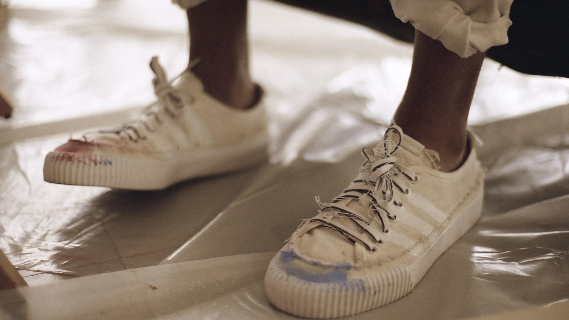 scarpe sporche adidas originals donald glover
