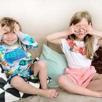 vestiti per bambini kenzo kids