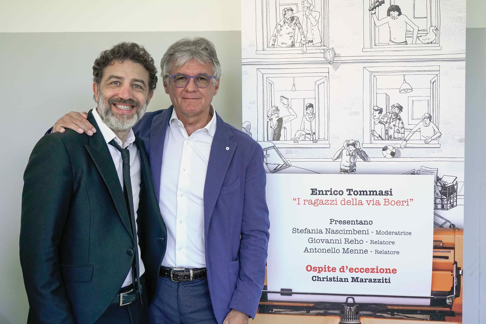 Enrico Tommasi: