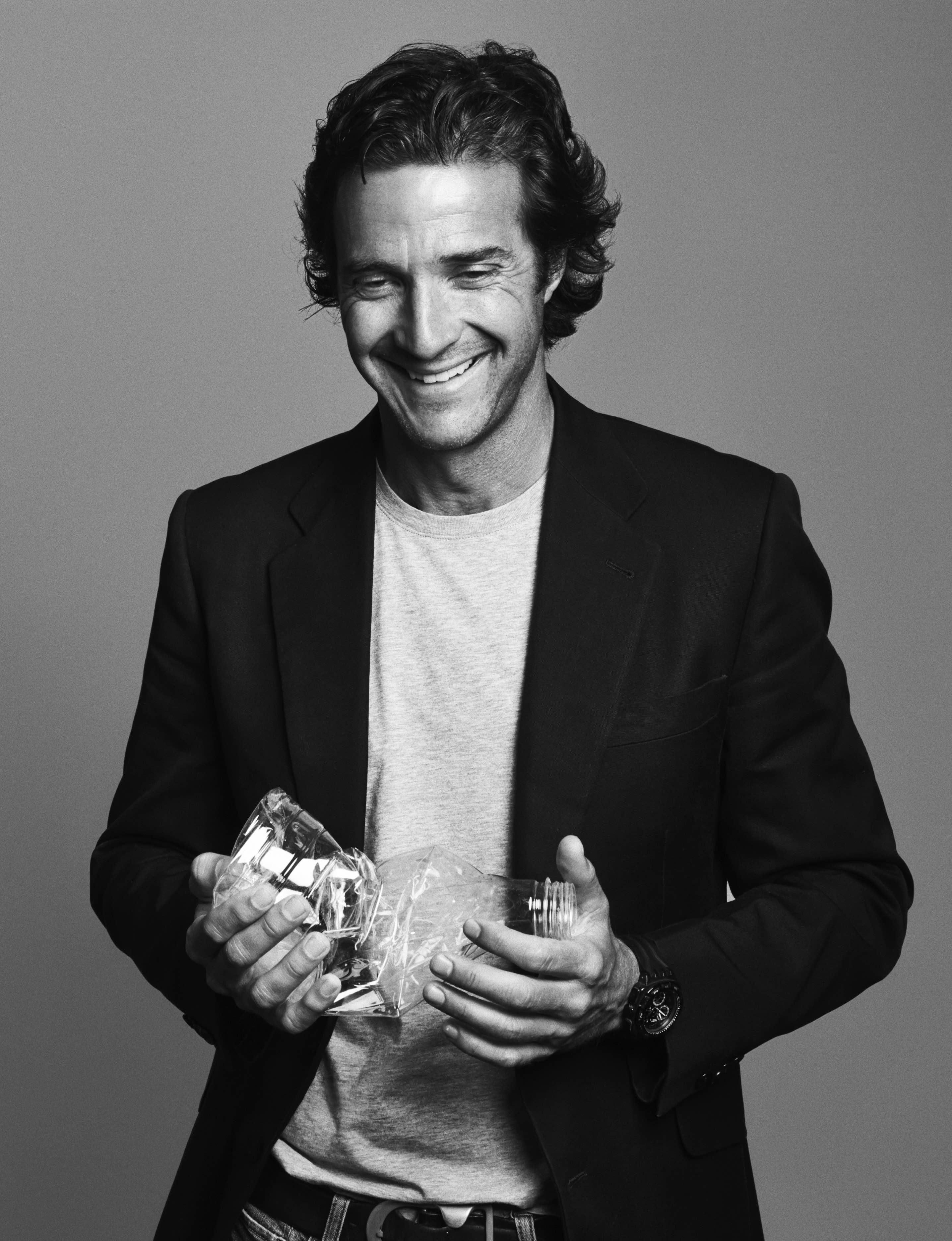Javier Goyeneche fondatore di ecoalf