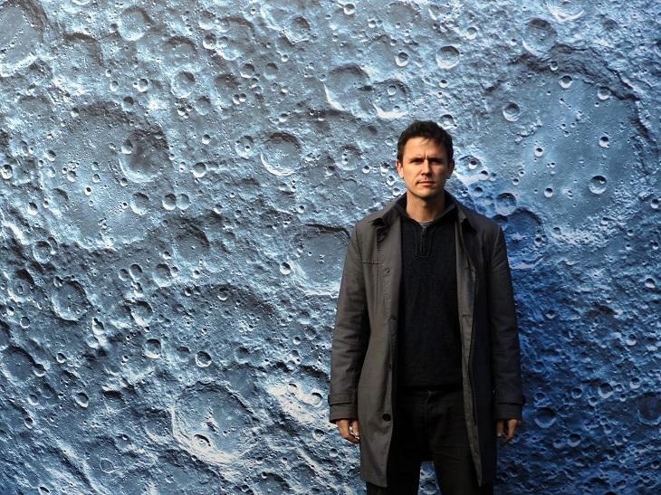 Luke Jerram and Museum of the Moon