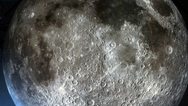 Museum of the Moon, Luke Jerram