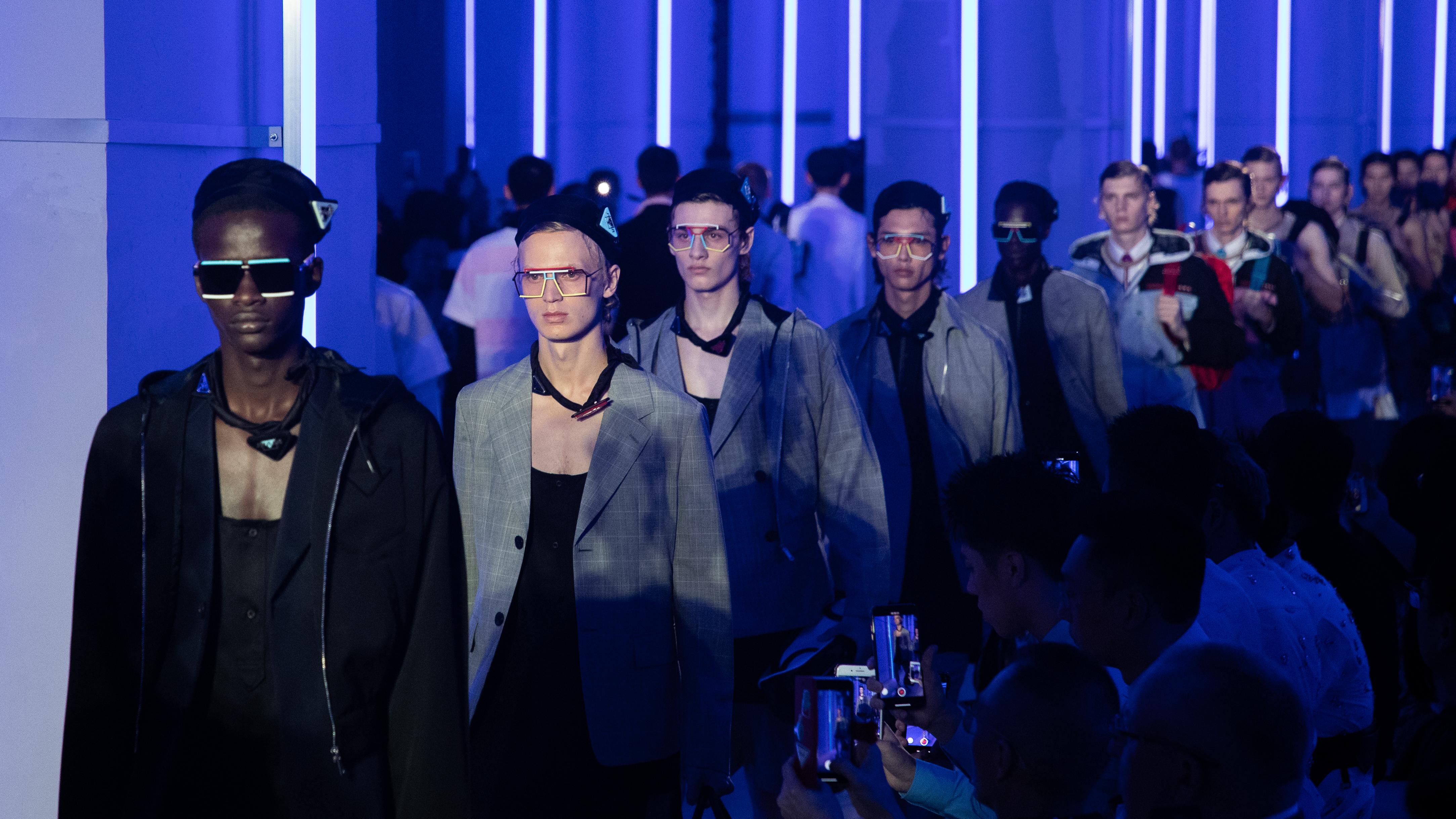 Prada Spring-Summer 2020 Menswear fashion show