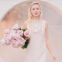 georgia may jagger wedding look
