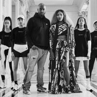 Serena Williams' Nike x Off-White Cape-Jacket (1)