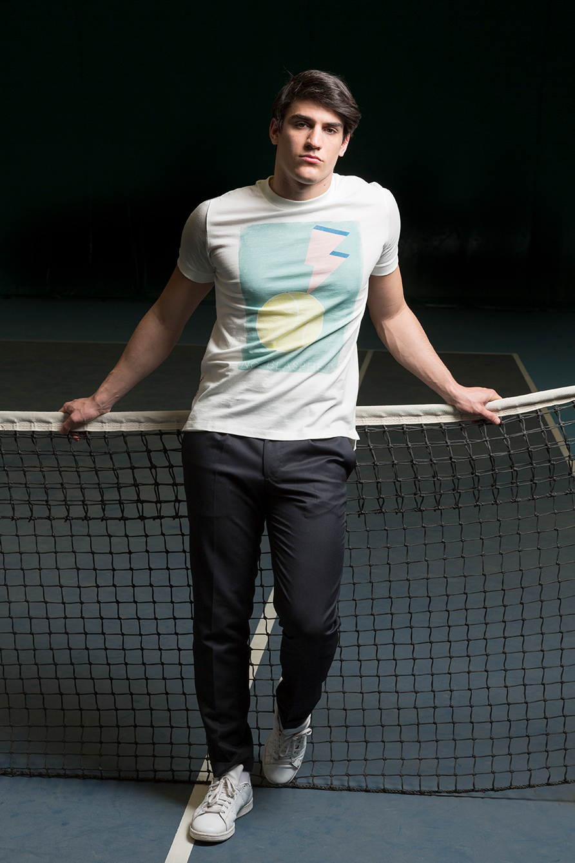 eco brand tennis smasher