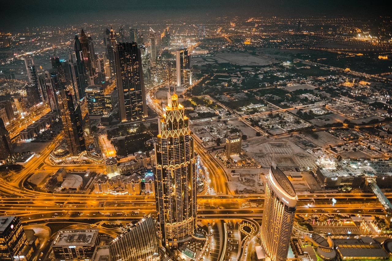 edifici più alti al mondo