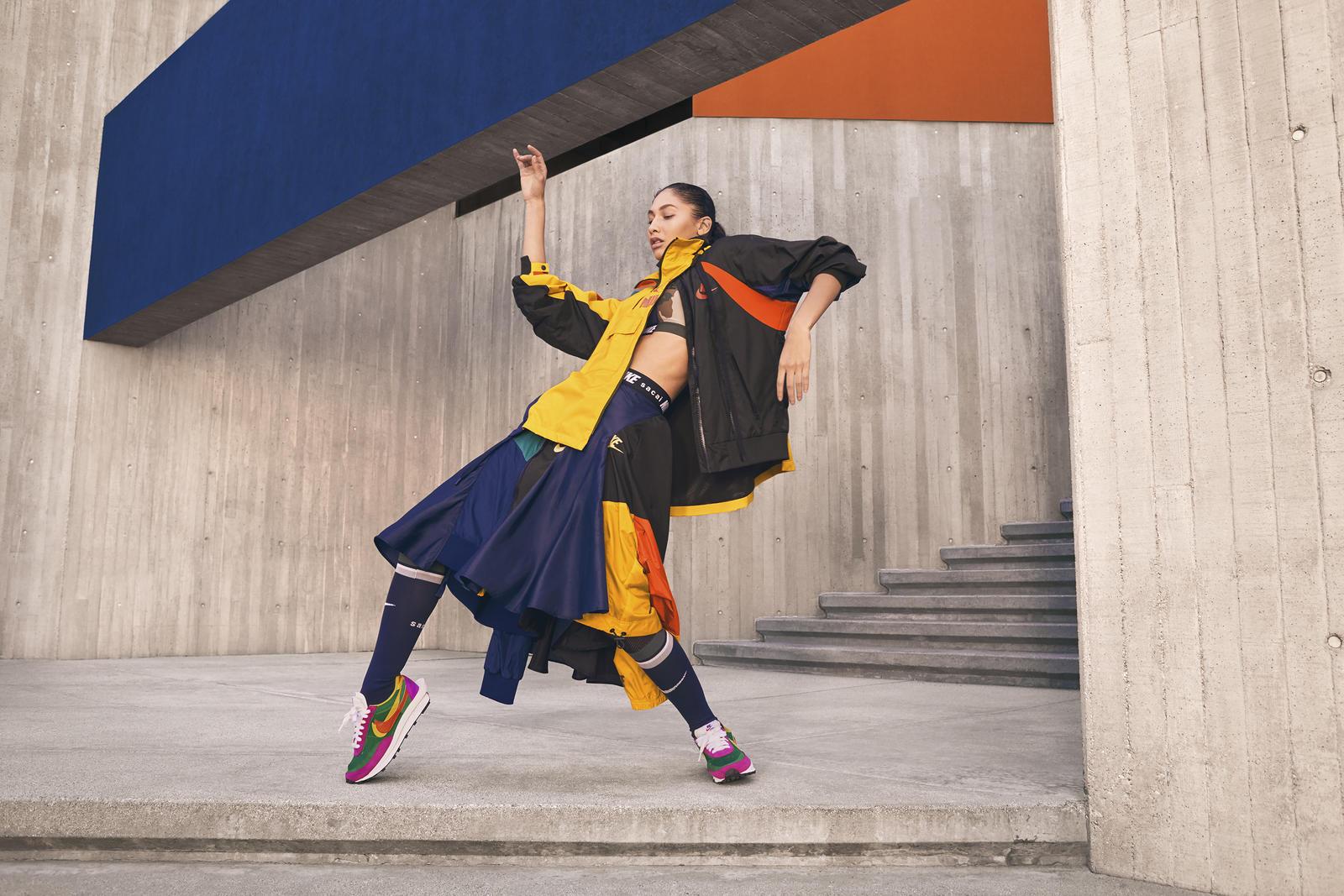 Nike x sacai Takes Running Heritage Down a New Path